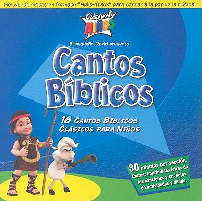 CANTOS BIBLICOS BY CEDARMONT KIDS (CD)