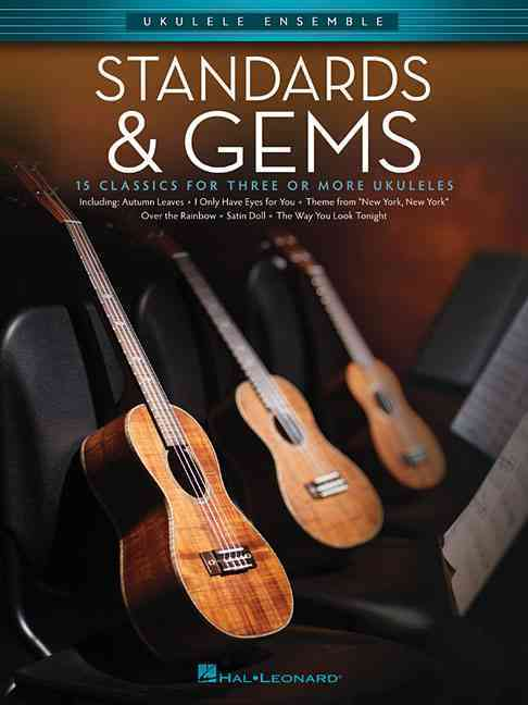 Standards & Gems By Hal Leonard Publishing Corporation (COR)